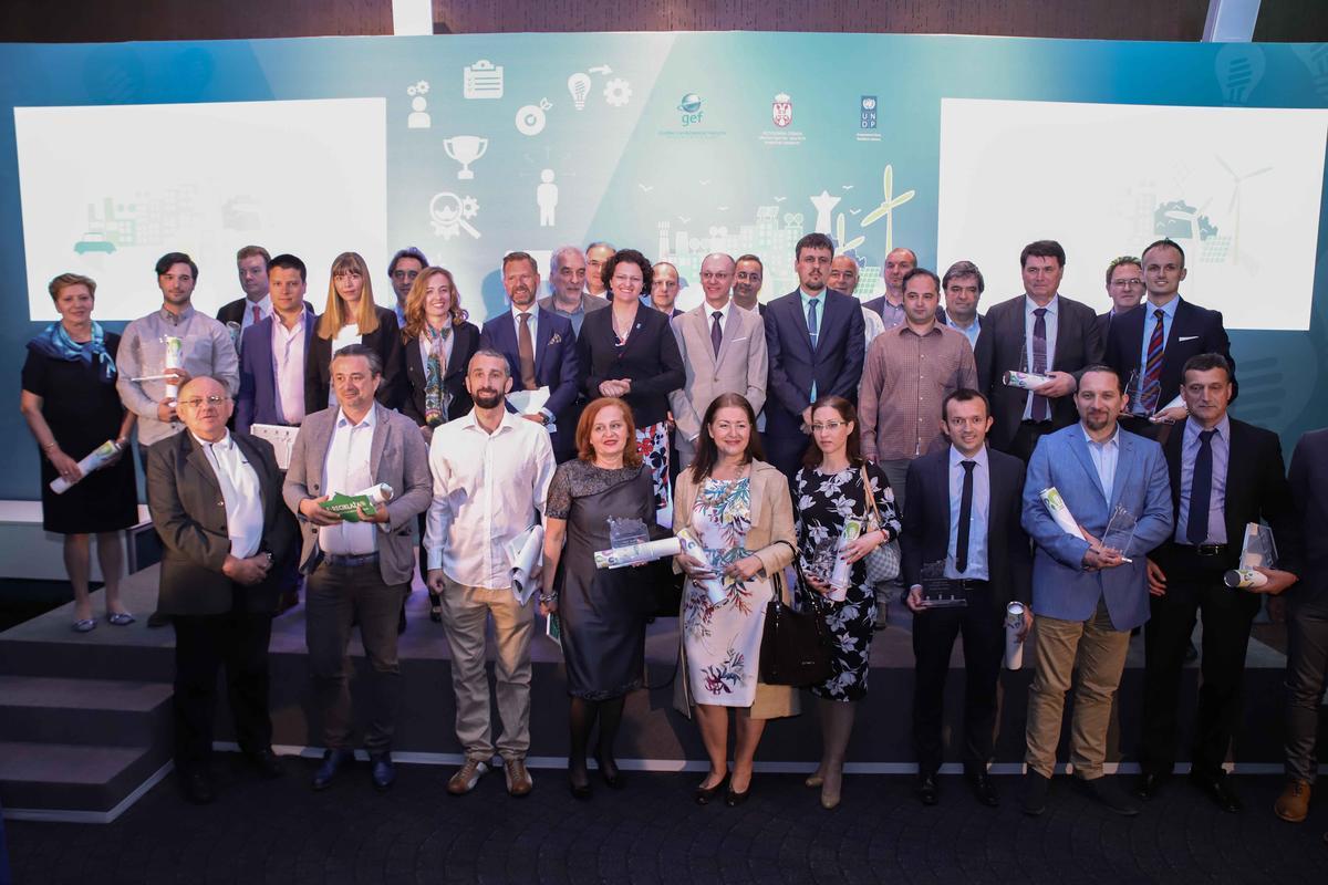 Награда за иновациу – UNDP и Министарство заштите животне средине